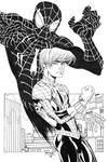 Ultimate Spidey and Pete
