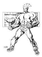 My favorites: Savage Dragon by thejeremydale