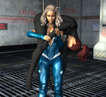 Spy Games 2120 - Melia and Kat - 14 by SheSpies