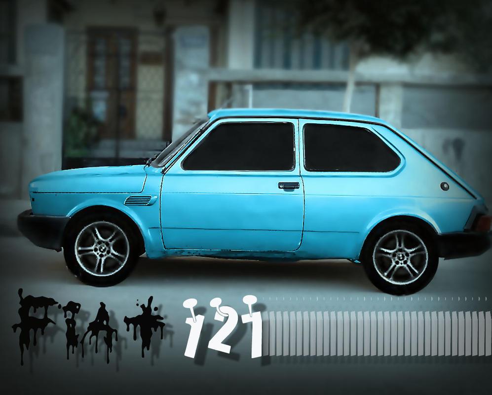 Fiat 127 by ~seroooo on