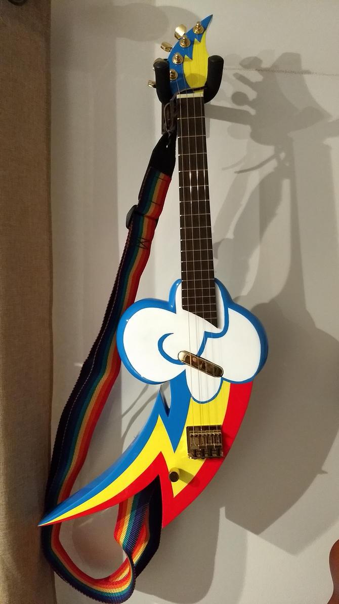 Custom Built ukulele by ChuckinBrony
