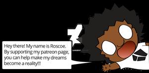 Hey Roscoe 2 Patreon
