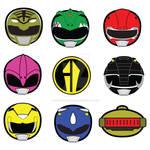 Ranger Head Pattern
