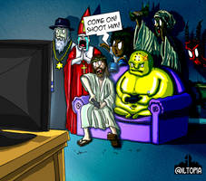 Religious warfare
