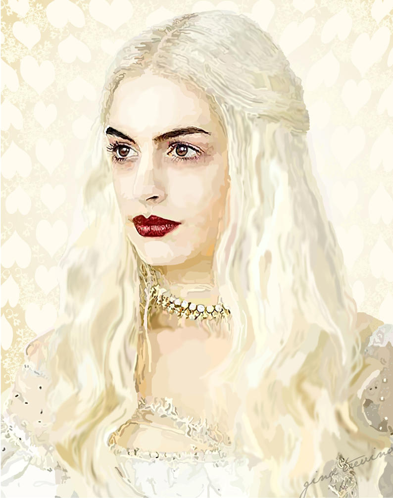The White Queen by enteringmymind