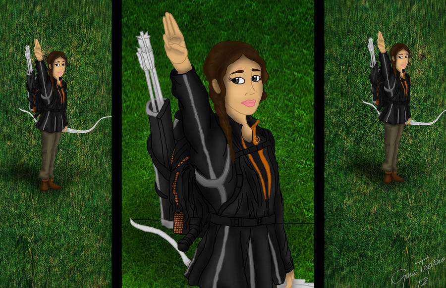 katniss salute to district 11 new movies on dvd