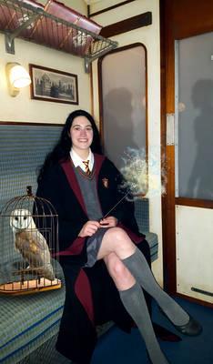 Heading to Hogwarts