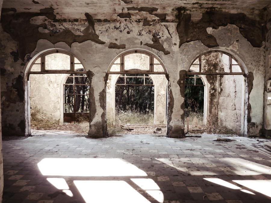 abandoned in Eleousa 2 by focht