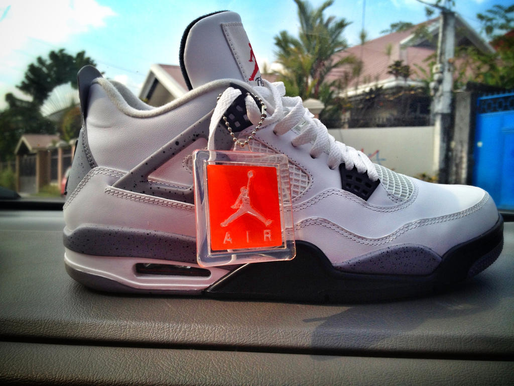 Aj4 white cement by theonly1 bigmac on deviantart for White cement art