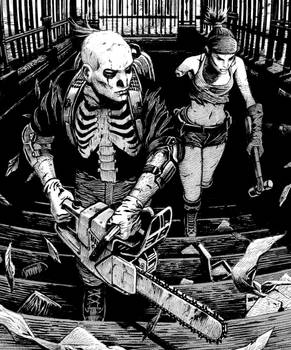 2018 03 The Skeleton -p6 detail
