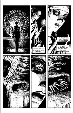 NEW PAGES for THE SKELETON!!!