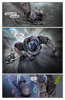 Have you seen the AWESOME NEW PAGES from XIRA #2? by STONEBOT
