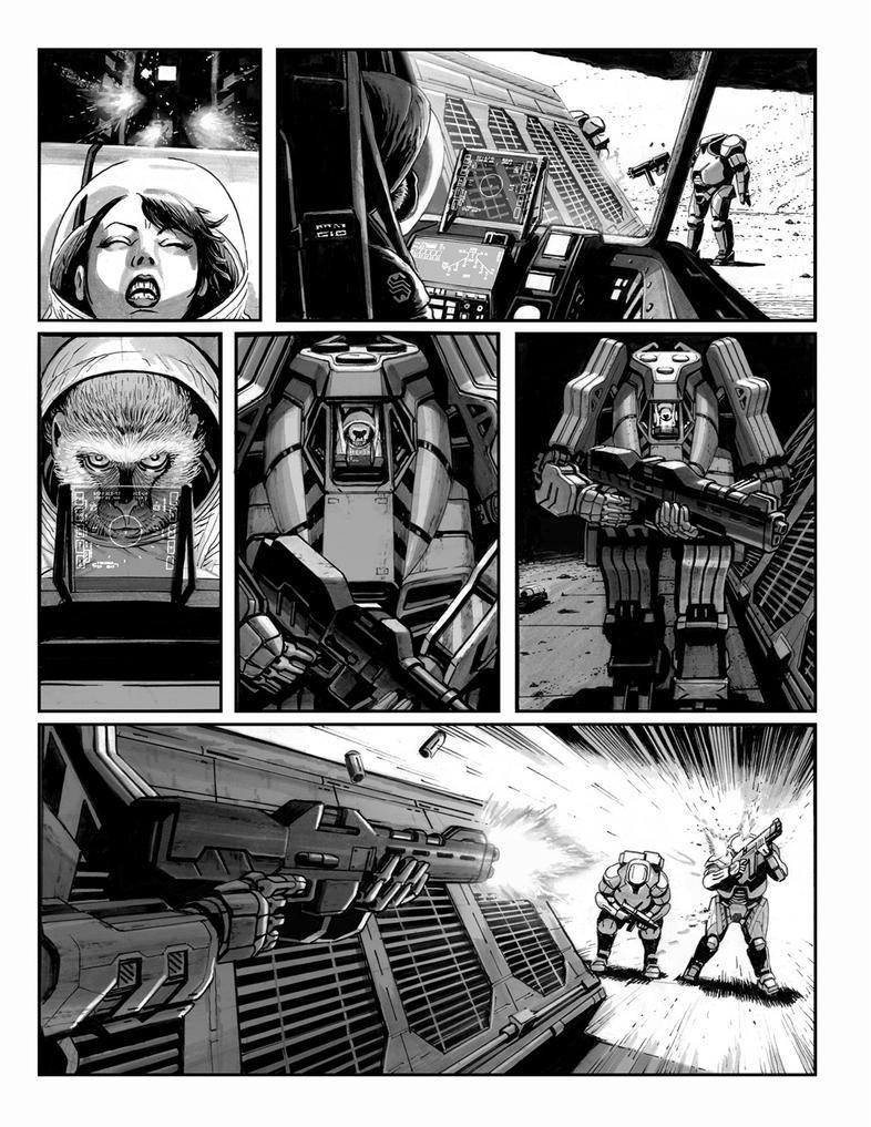 ANGELA DELLA MORTE #5 page 12 by STONEBOT