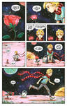 THE LITTLE PRINCE AND HIS ROSE!