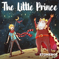 THE LITTLE PRINCE WEBCOMIC!!!