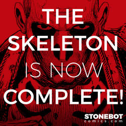 THE SKELETON IS NOW COMPLETE!