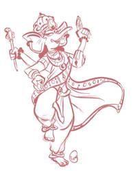 Vinayaki by Fae-Ray-Anthem