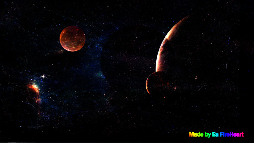 Deep Space by SonofSpardaDante