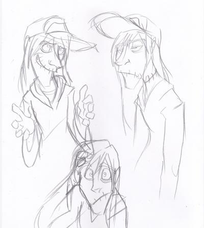 Joe Crypt Sketch by patanu