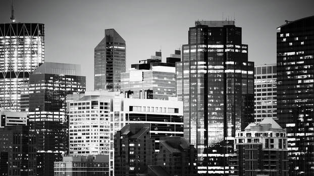 City Wallpaper II - Calgary