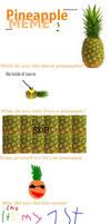 the Pineapple meme