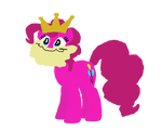 cake king pinkie pie