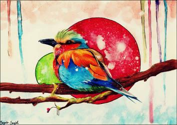 little bird by Jagtru