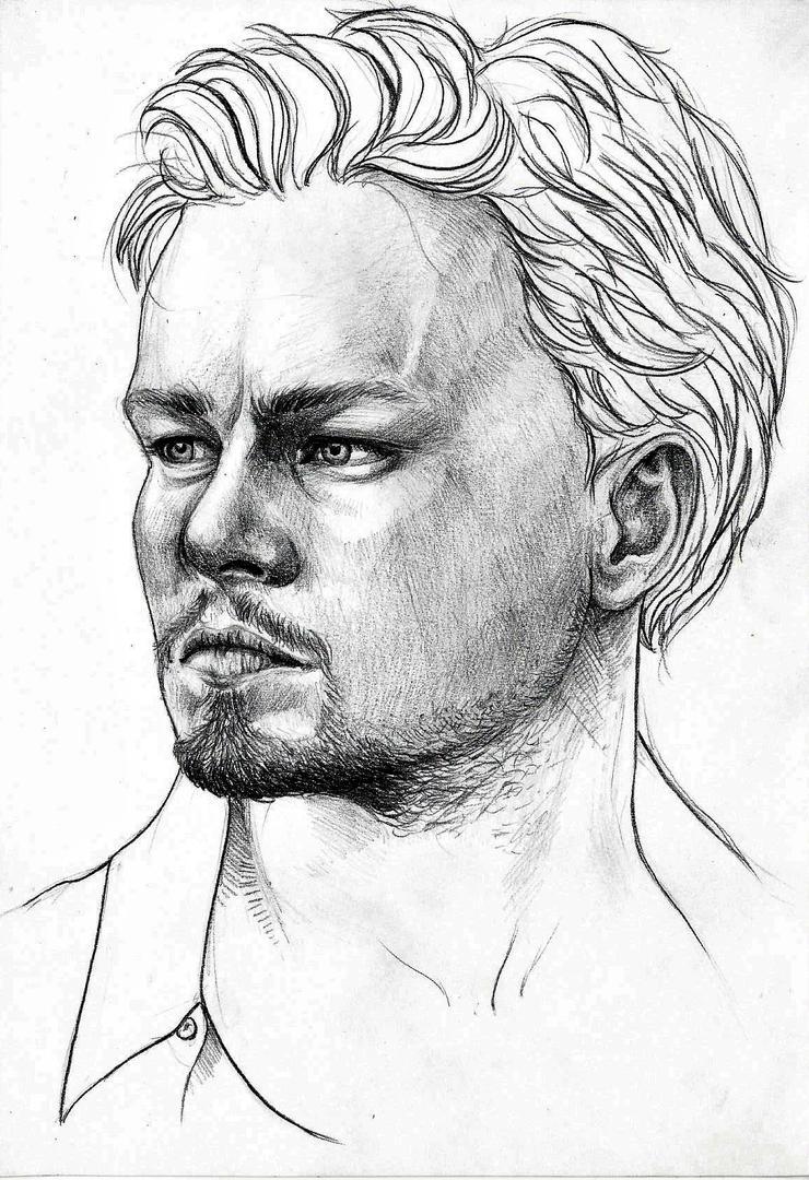 Leo DiCaprio by Jagtru