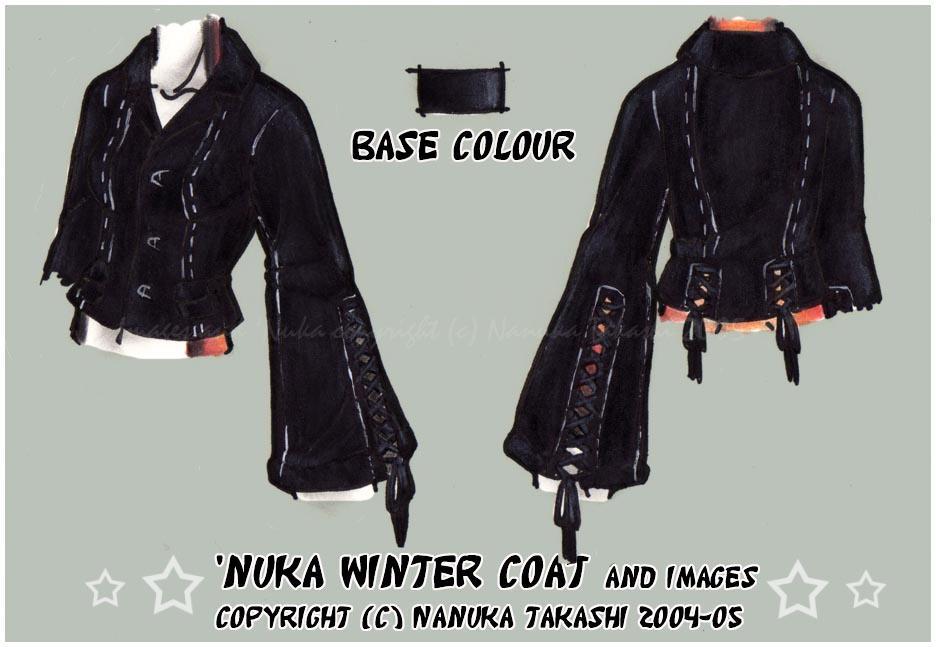 'Nuka - WinterCoat reference by Nanuka