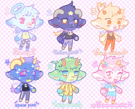 sweetie sheep adopts!