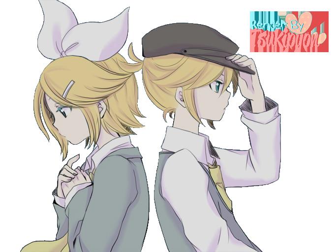 80 Renders Mangas Amour/Amitié Kagamine_twins_1_by_tsukipyon-d6xo0ht