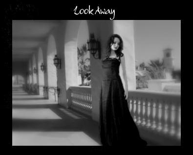 .Look Away. by kuro-chan