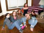 Multiple girls