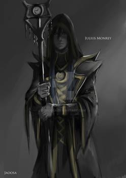 Heart no kuni no Alice AU- Julius Monrey redesign