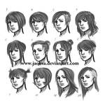 Hairstyles 04