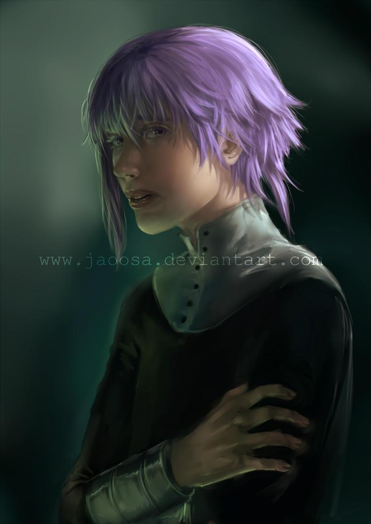 02- Soul Eater: Crona by jaoosa