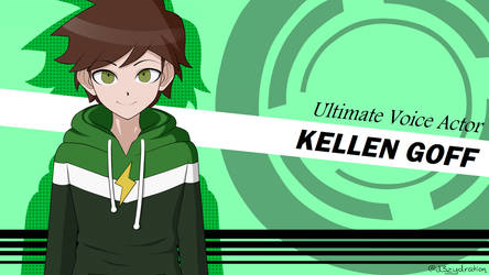 Ultimate Voice Actor, Kellen Goff by d3zydration