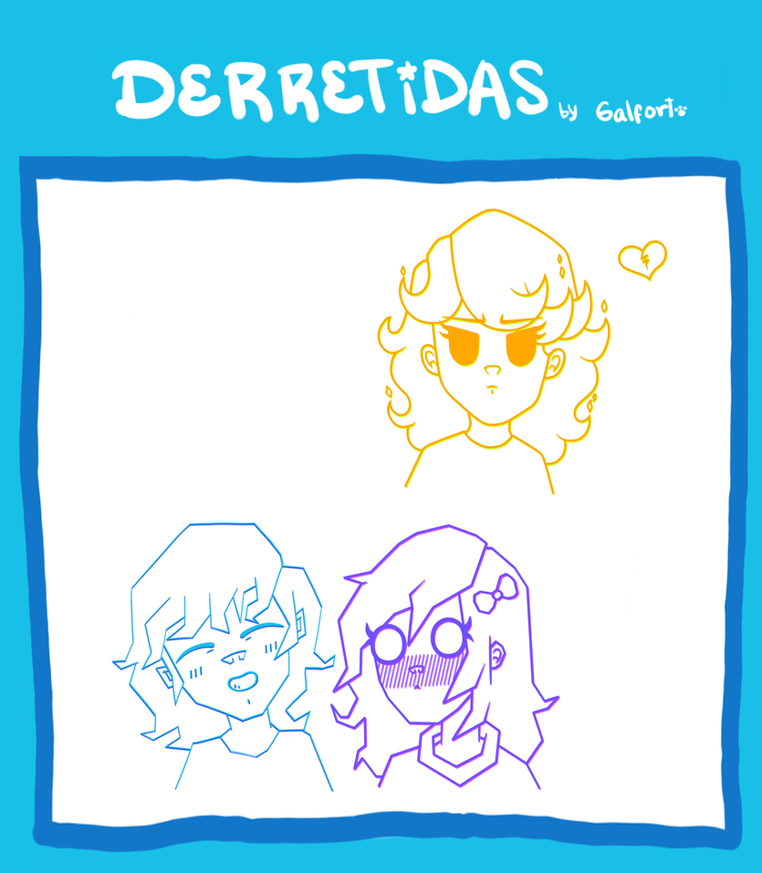 Derretid@s 3 1/2 by Galfort
