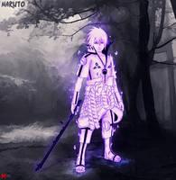 Sasuke Susanoo mode by MArttist