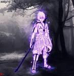Sasuke Susanoo mode