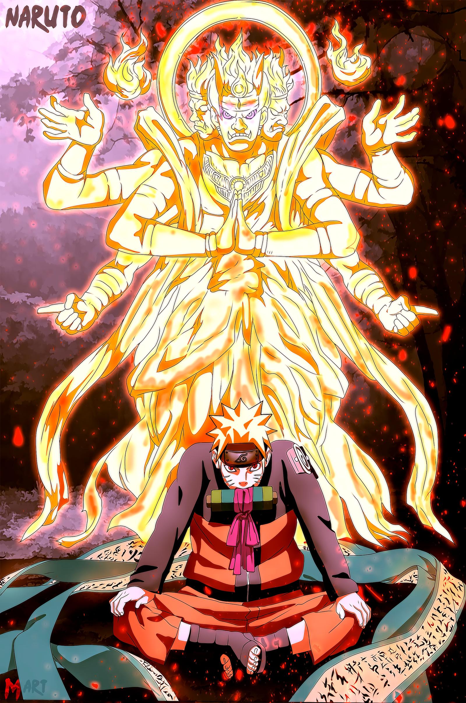 Chakra Naruto