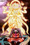 Naruto Asura Chakra