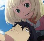 Shiemi and Rin