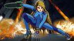 Zero Suit Samus Metroid Other M Wallpaper