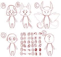 Animal Crossing YCH (Soosh, Foxfan, Etc.) CLOSED