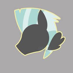 [Fan Art] MLP Minimalist chibi Thunderlane by denahzi