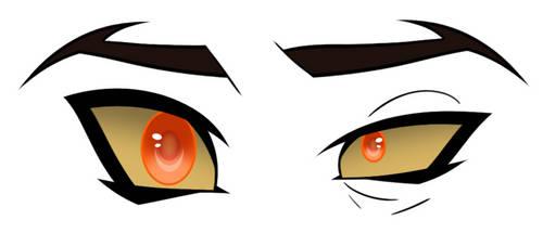 [OCs] Denazi Eye Tutorial by denahzi