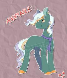 [Adopt] Pony adoptables #35 (OPEN) by denahzi
