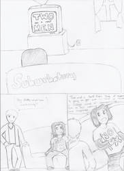 Sitcoms Are Weird Pg. 1 by BustAMoveProductions