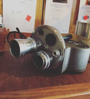 Vintage camera. by McNairPhotography